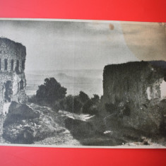 Carte postala - Deva - Ruinele Cetatii