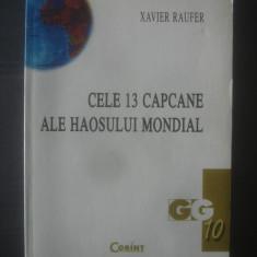 XAVIER RAUFER - CELE 13 CAPCANE ALE HAOSULUI MONDIAL