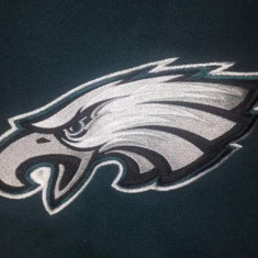 Vand hanorac autentic Reebook Philadelphia Eagles Reebok, Marime: M, Culoare: Verde