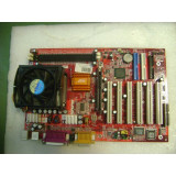 Kit Placa baza Msi 845 Ultra-C Ver 1 si Procesor Intel Pentium 4 2.4 Ghz