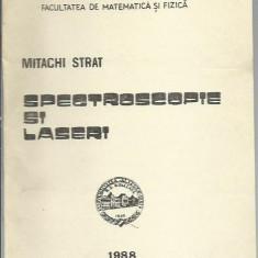 Mitachi Strat - SPECTROSCOPIE SI LASER - Carte Fizica
