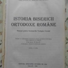 Istoria Bisericii Ortodoxe Romane (fara Coperta Fata) - Mircea Pacurariu, 400003 - Carti ortodoxe