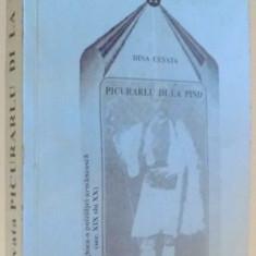 PICURARLU DI LA PIND, ANTOLOGHIEA PUIZIILJEI ARMANEASCA (SEC. XIX SI XX), 2001 de DINA CUVATA - Carte Fabule