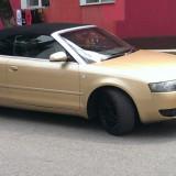 Audi a4 cabriolet, An Fabricatie: 2003, Motorina/Diesel, 268000 km, 2500 cmc