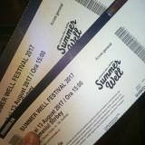 Vand doua abonamente Summer Well - Bilet concert