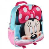 Ghiozdan rucsac Minnie Mouse 3D, Fata