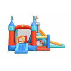 Saltea Gonflabila Play Center 13 in 1 Happy Hop