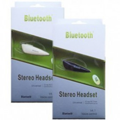 Casca bluetooth stereo handsfree - Handsfree GSM
