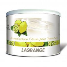 Aroma pentru iaurt, gust de lamaie - Dulciuri
