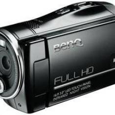 Camera video BenQ DSC DV S21 5MP Black
