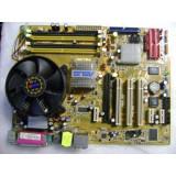 Kit Placa de baza ASUS PSLD2 si Procesor Intel Pentium 4 , 3.2 Ghz