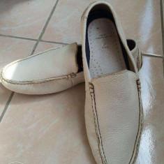 Pantofi Polo Ralph Lauren - Mocasini barbati Ralph Lauren, Marime: 42, Culoare: Alb