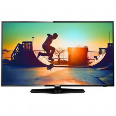 Televizor Philips LED Smart TV 43 PUS6162 Ultra HD 4K 109cm Black - Televizor LED Philips, 108 cm