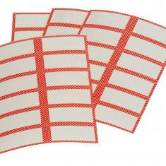 Etichete solubile, set de 24