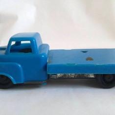 Masinuta /camion tabla China, vechi, cu frictiune, jucariile importate in RO - Vehicul