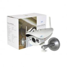 Resigilat : Camera supraveghere video PNI 851W HD 720p cu IP de exterior conectare - Camera CCTV