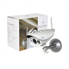 Resigilat : Camera supraveghere video PNI 851W HD 720p cu IP de exterior conectare - Camera CCTV