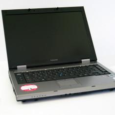 Promotie Toshiba: Tecra A9 2GB RAM cu 80GB HDD Intel T7500 - Garantie 6 luni - Laptop Toshiba, Intel Core 2 Duo, Diagonala ecran: 15, Windows 7