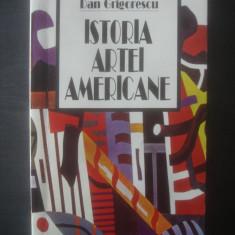 DAN GRIGORESCU - ISTORIA ARTEI AMERICANE - Carte Istoria artei