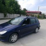 Peugeot 206 SW, An Fabricatie: 2003, Motorina/Diesel, 1400 cmc, 179000 km