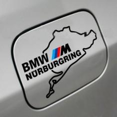 Sticker auto capac rezervor model BMW ///M - Stickere tuning