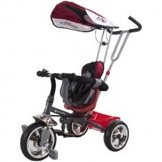 Tricicleta Super Trike - Sun Baby - Rosu - Tricicleta copii