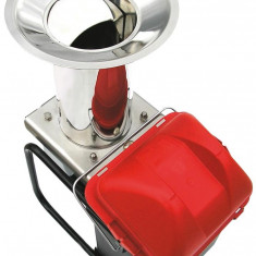 Zdrobitor mere electric cu galeata, 300 kg/h
