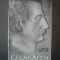 GEORGE SORESCU - GH. ASACHI