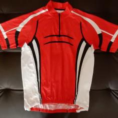 Tricou ciclism Crane Sports; marime L unisex, vezi dimensiuni;impecabil, ca nou - Echipament Ciclism