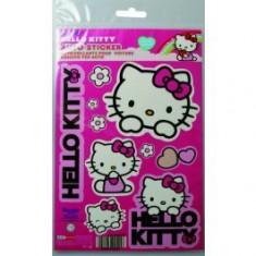Abtibild Hello Kitty, set stickere auto - Stickere tuning