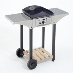 Masa de lucru din inox pentru grill 40 cm - Gratar Gradina