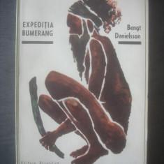 BENGT DANIELSSON - EXPEDITIA BUMERANG