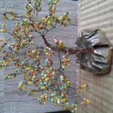 Pomisor ornament lucrat manual