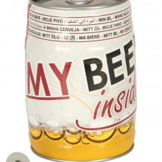 Butoi de bere gol, pentru dozator, 5 litri