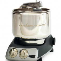 Robot de bucatarie suedez negru Ankarsrum 800 W