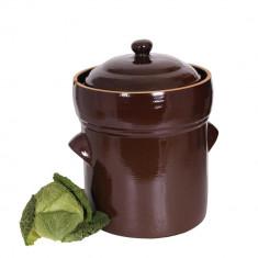 Oala pentru varza acra / lactofermentatie, 25 litri - oala, cratita