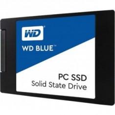 SSD Western Digital WD Blue 250GB SATA-III 2.5 inch, SATA 3