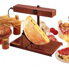 Aparat raclette ½ roata de cascaval