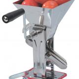 Storcator de rosii manual cu separator - Masina de tocat manuala