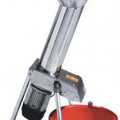 Zdrobitor mere electric, din inox, 500 kg/ora