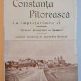 CONSTANTA PITOREASCA CU IMPREJURIMILE EI de IOAN ADAM, EDITIA A II-A - Carte veche