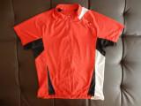 Tricou ciclism Cannondale Re-Spun Full Zip;55 cm bust, 66 cm lungime pe fata etc, Tricouri