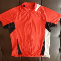 Tricou ciclism Cannondale Re-Spun Full Zip;55 cm bust, 66 cm lungime pe fata etc - Echipament Ciclism