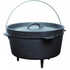 Ceaun din fonta 3 litri - oala, cratita