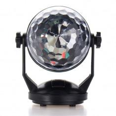 Glob lumini disco usb - Lumini club