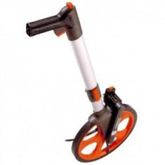 Roata de masurat Wheel Professional NEDO, cu afisaj analogic - Nivela laser cu linii