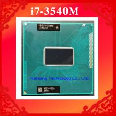 Procesor laptop Intel i7 3540M 3.7 Ghz Gen 3 PGA988 -> Garantie 6 luni, Intel, Intel 3rd gen Core i7, Peste 3000 Mhz