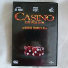 Casino - 2 dvd - Film Colectie Altele, Engleza