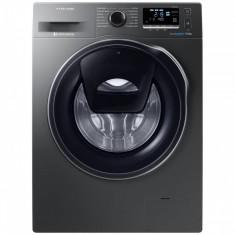 Masina de spalat rufe Samsung WW90K6414QX/LE A+++ 1400 rpm 9kg argintie, A+++