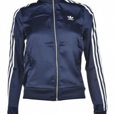 Trening complet femei Adidas Originals 3 Stripes masura S si M - Trening dama Adidas, Culoare: Albastru